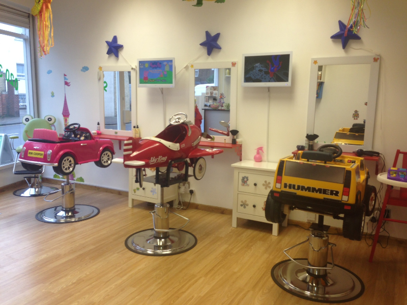Kids childrens hairdressers in wimbledon ladies hair for About us beauty salon